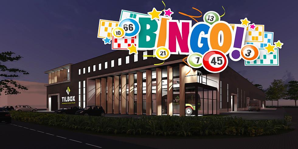 ALV, bedrijfsbezoek TILBOX en spectaculaire BINGO-avond
