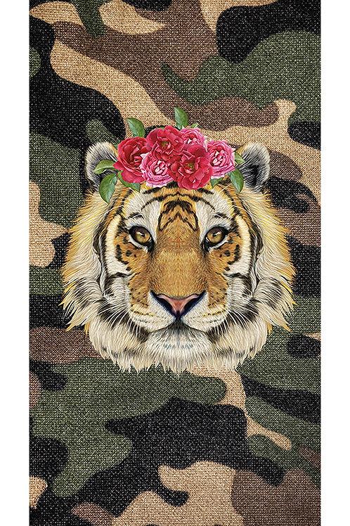 Pareo Tiger Rose