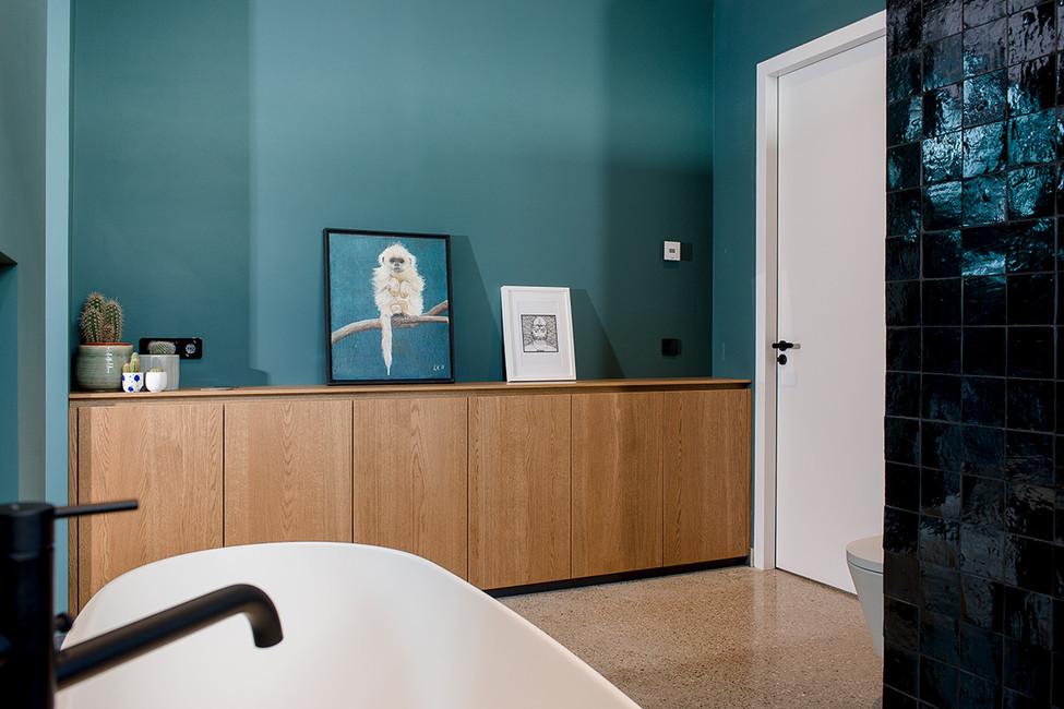maatwerk badkamer