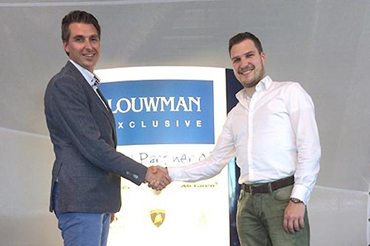 Louwman Exclusive stuit contract