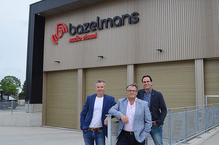 """Bazelmans AV en Reclamebureau Explose gaan samen voor """"the ultimate experience"""""""
