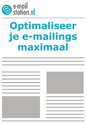 Optimaliseer je e-mailings maximaal