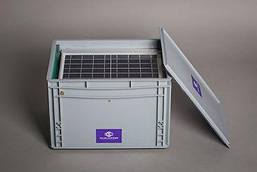 Solar Spotlight Extension box