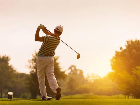 Feestelijke VICV Golfdag