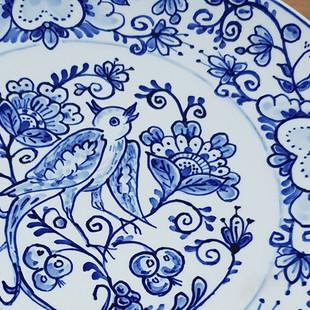 Cursus Delfts blauw