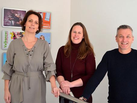 Artikel van Reclamebureau Explose  in Eindhoven Business over HealthFlex