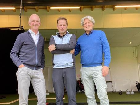 Nieuwe overeenkomst met de Golf Academy
