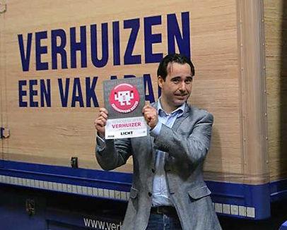 Beste verhuizer van Nederland