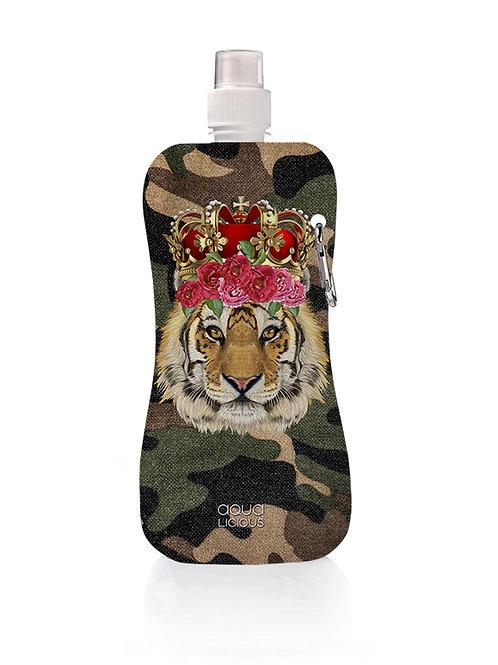 Waterflesje Tiger Rose
