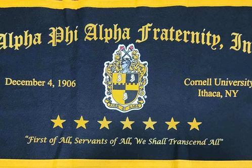 Alpha Class Collegiate Banner (Alpha Phi Alpha)