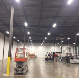 Indy Warehouse Retrofit