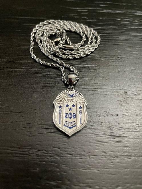 ZPB Mini Shield (Silver)