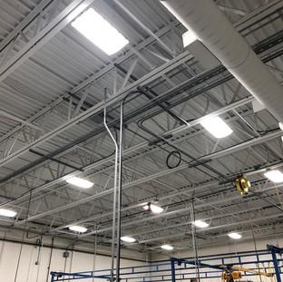 Clean Room Energy Retrofit Project