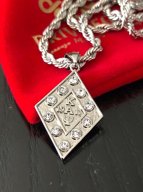 KAP 10 Founders Diamond (Silver)