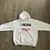 Thumbnail: I-Believe Hooded Sweatshirt (White)