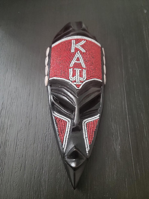 Kappa Alpha Psi Mini African Mask