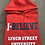Thumbnail: I-Believe Hooded Sweatshirt (Red)
