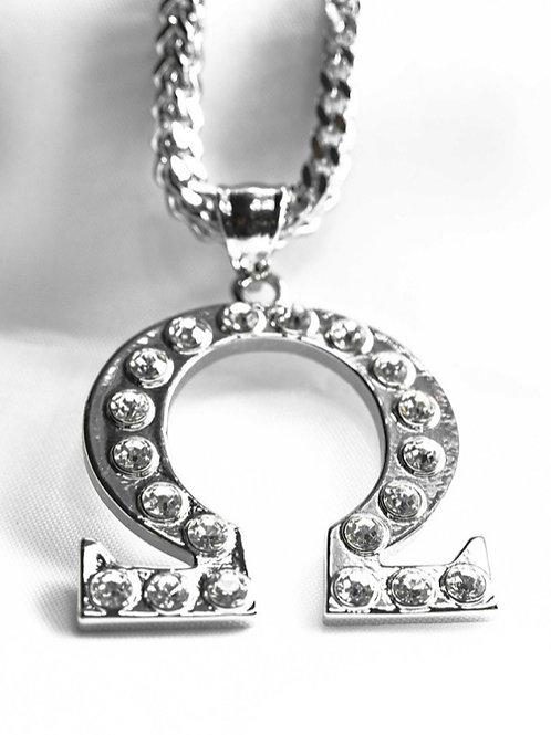 OPP Omega 20 Pendant (Silver)
