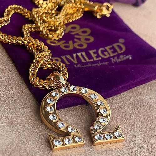 OPP Omega 20 Pendant (Gold)