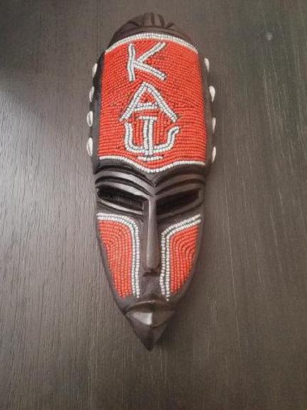 Kappa Alpha Psi Small African Mask