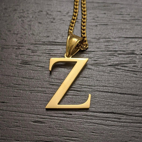 ZPB Zeta Mini Pendant (Gold)