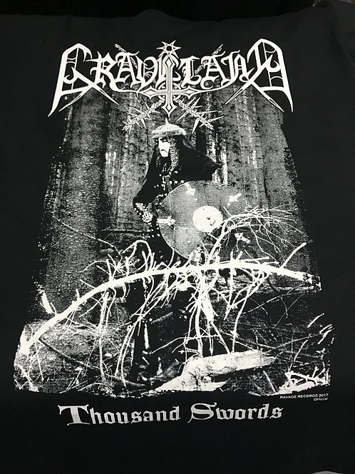 GRAVELAND - Thousand swords