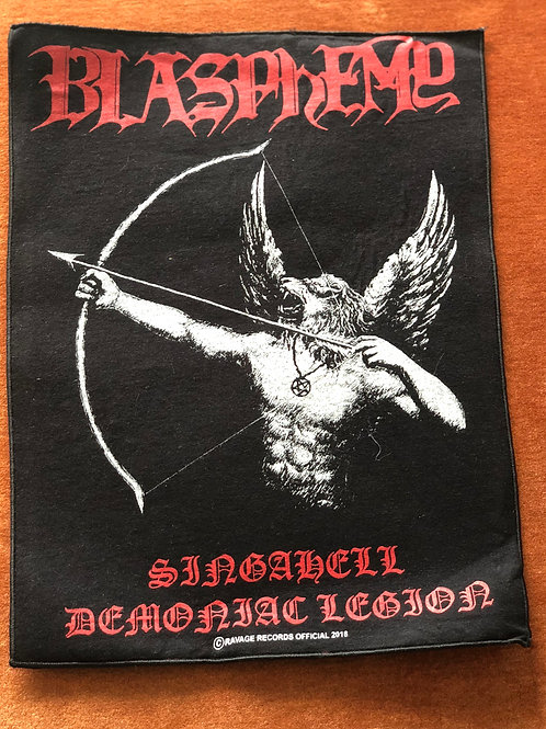 BLASPHEMY- Singahell Demoniac Legion
