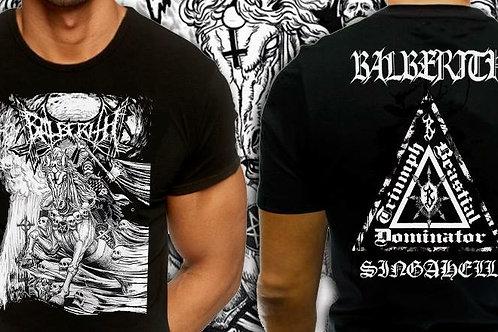 BALBERITH- Triumph Of Beastial Dominator