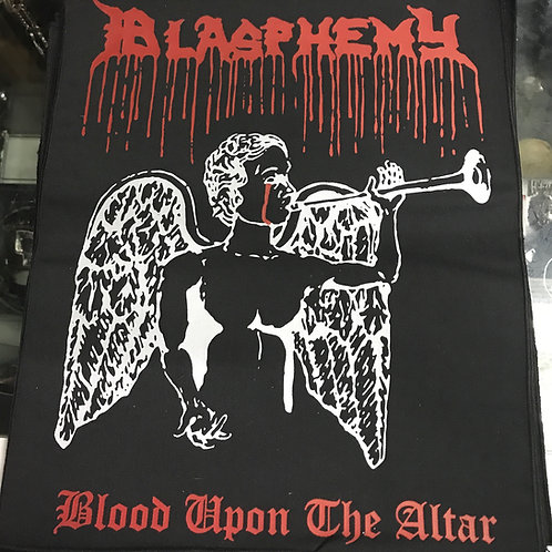 BLASPHEMY - Blood upon the altar