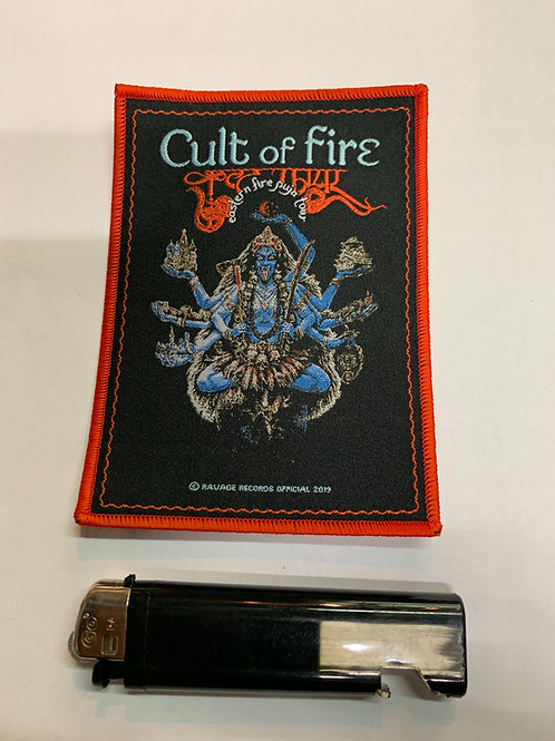 Cult of fire - Eastern Fire Puja tour
