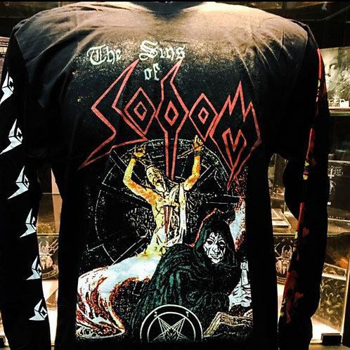 SODOM - The sins of