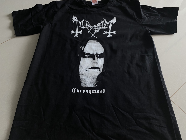 Thumbnail: MAYHEM -Euronymous