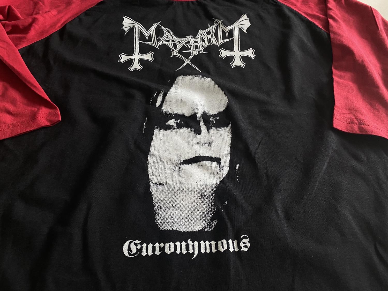 MAYHEM-Euronymous