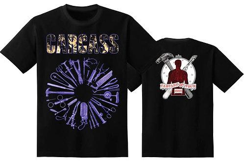 CARCASS - 1992 tour