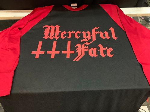 MERCYFUL FATE - raglan/baseball