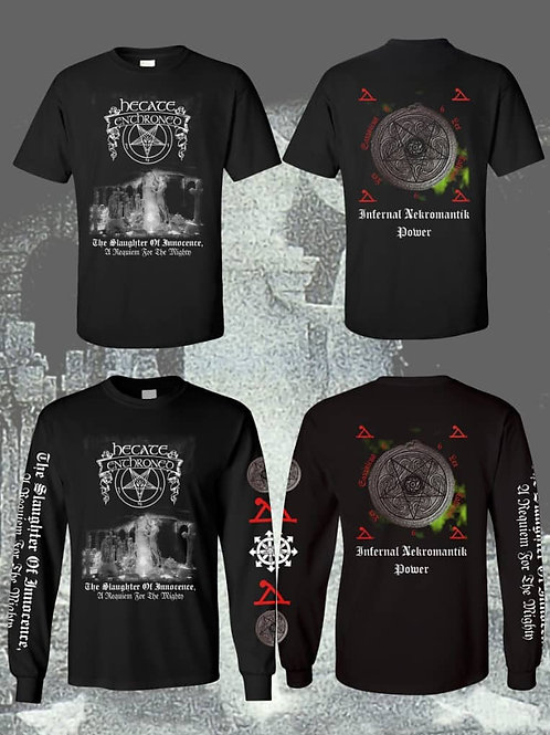 HECATED ENTHRONED - The slaughter of