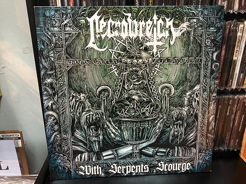 NECROWRETCH - With serpents