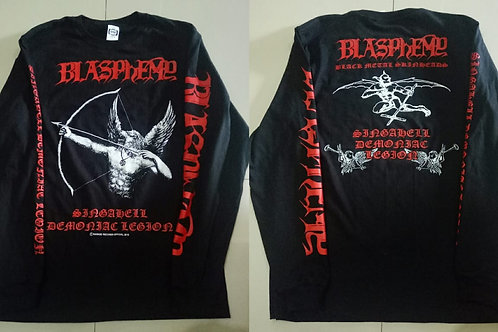 BLASPHEMY -Singahell Demoniac Legion