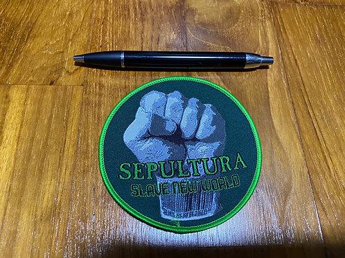 SEPULTURA - Slave new world
