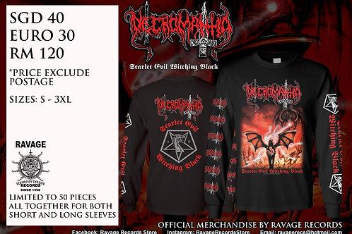 NECROMANTIA -Scarlet Evil Witching Black