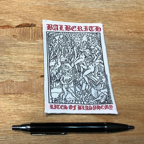 BALBERITH -Rites Of Blasphemy