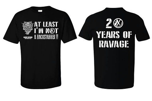 Ravage Records - 20 years