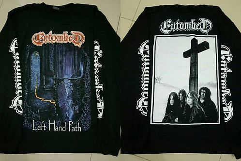 ENTOMBED -Left hand path