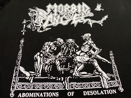 MORBID ANGEL - Abomination Of Desolation