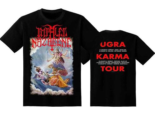 IMPALED NAZARENE - Urga Karma Tour