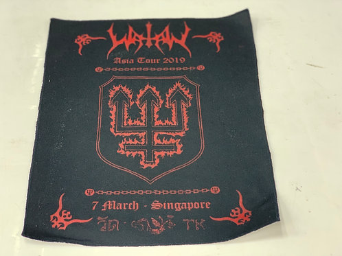 WATAIN - Live in Singapore