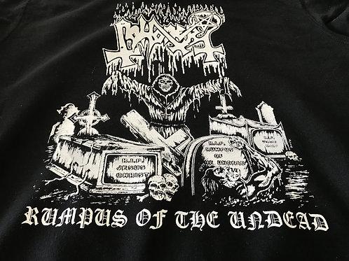 ABHORER - Rumpus Of The Undead
