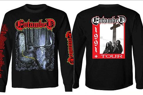 ENTOMBED - 1991 tour