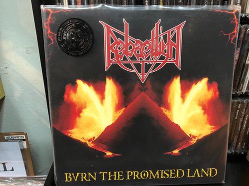 REBAELLIUN - Burn the promise land