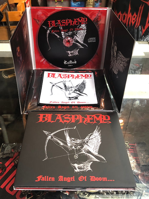 BLASPHEMY Fallen Angel Of Doom DIGIPACK